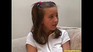 First Anal Experience My schoolgirl Daughter